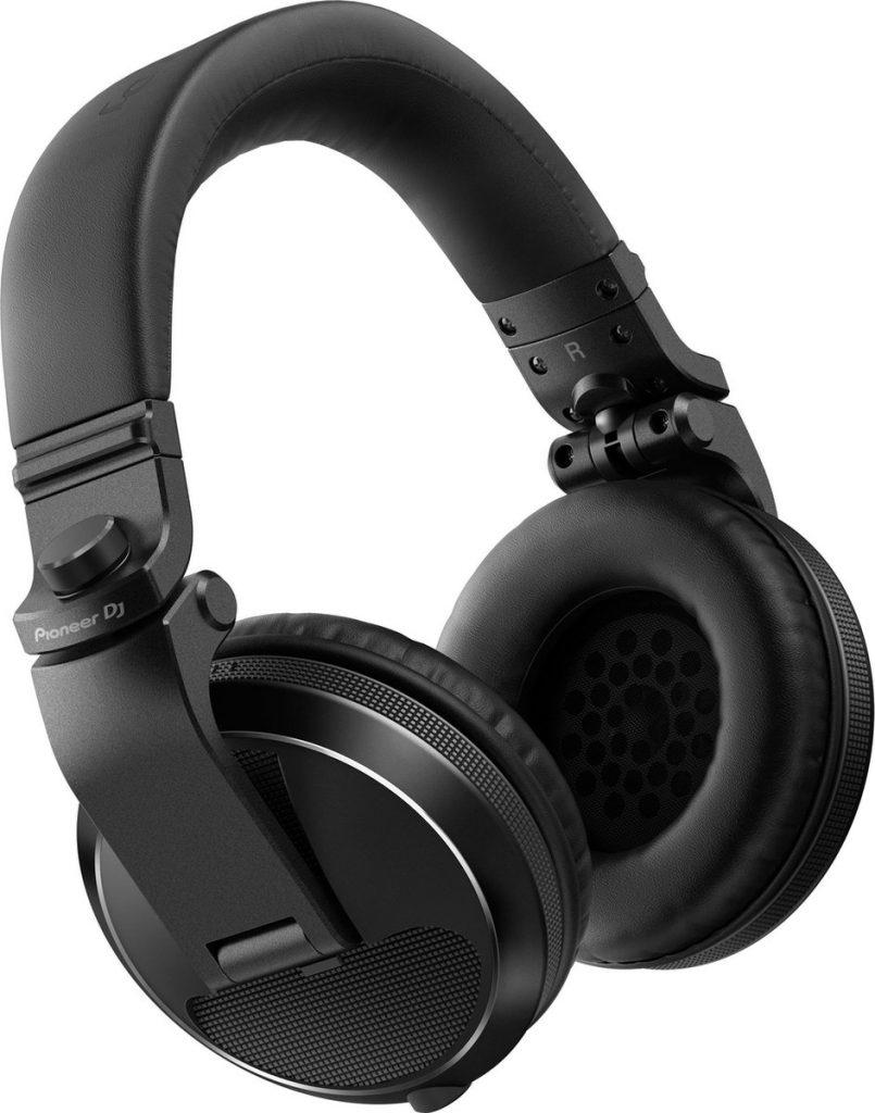 Beste DJ Koptelefoon 2021 - Top 10 getest! - Pioneer HDJ-X5 Zwart Circumaural Hoofdband koptelefoon