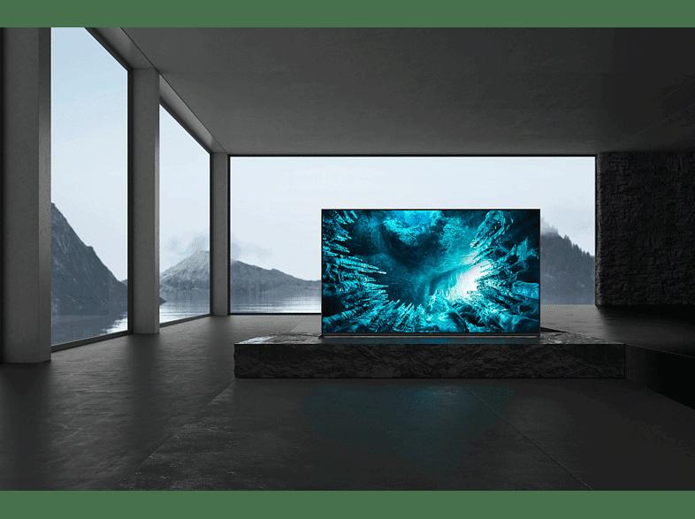 SONY 8K KD-75ZH8 (2020) - Beste 8K tv's 2021: beste 8K-resolutie ultra hd tv's