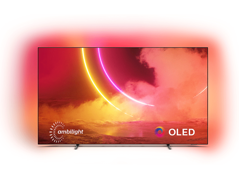 Philips 55OLED805/12 Ambilight review