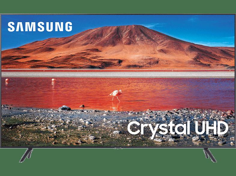 Samsung UE43TU7100 - Beste Samsung tv's 2021: budget, premium, QLED, 4K, 8K