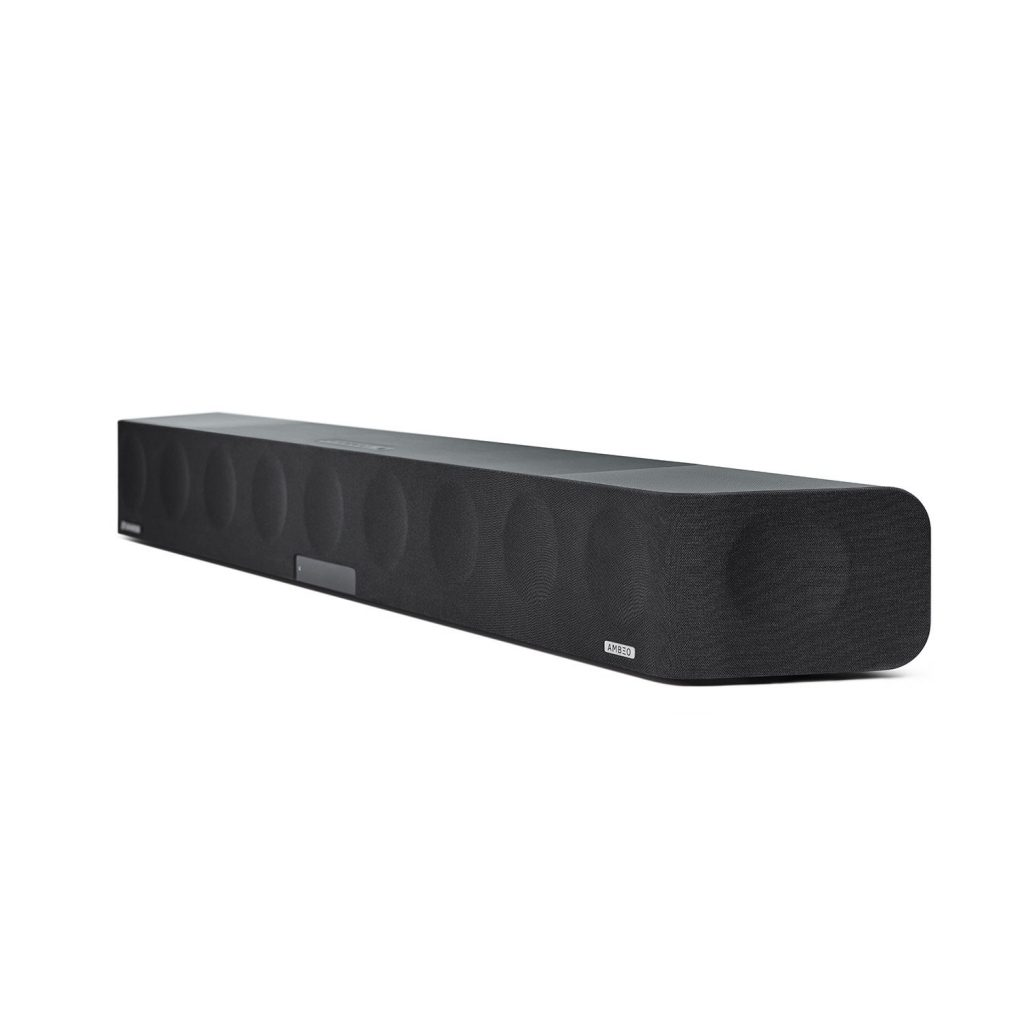 Sennheiser Ambeo Soundbar - Beste Dolby Atmos soundbars 2021