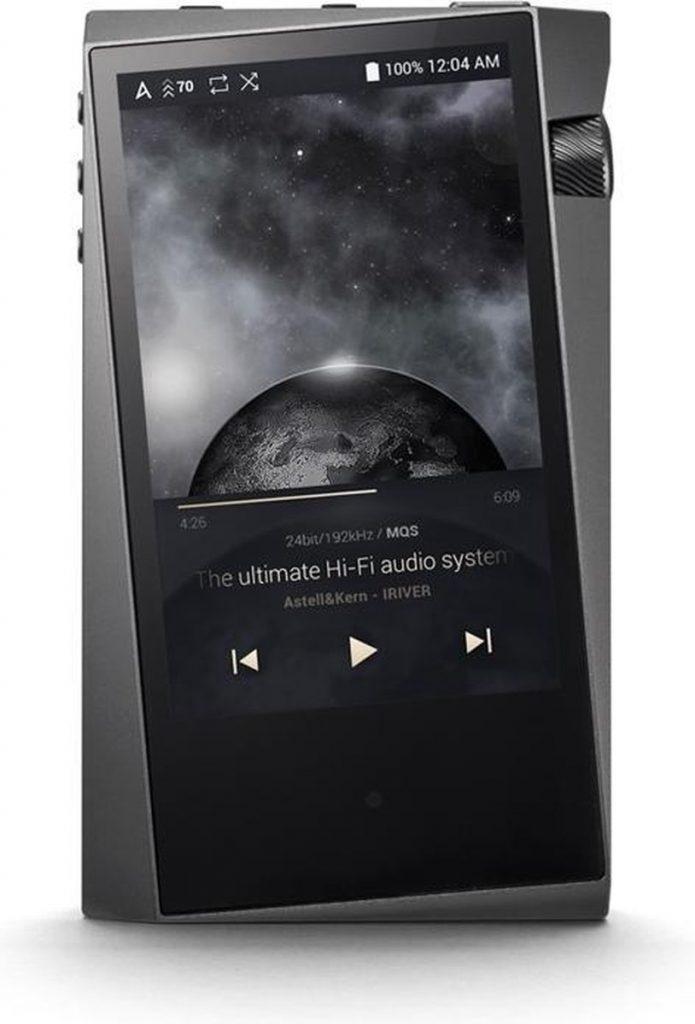 Astell & Kern A&norma SR15 - Beste Apple iPod Touch alternatieven 2021: budget en premium