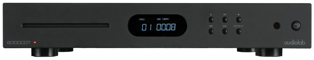 Audiolab 6000CDT Zwart