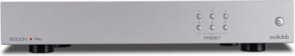 Audiolab 6000N Play - Beste audio streamer