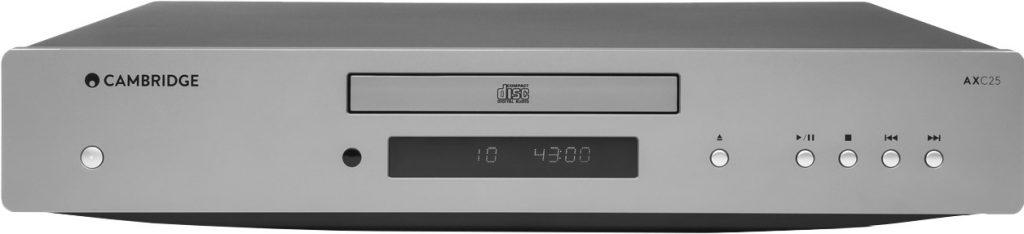 Cambridge Audio AXC25 - Beste cd speler: betaalbaar tot high-end