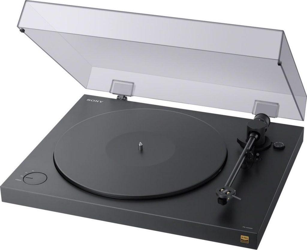 Sony PS-HX500 - Beste platenspeler 2021: goedkoop tot duur