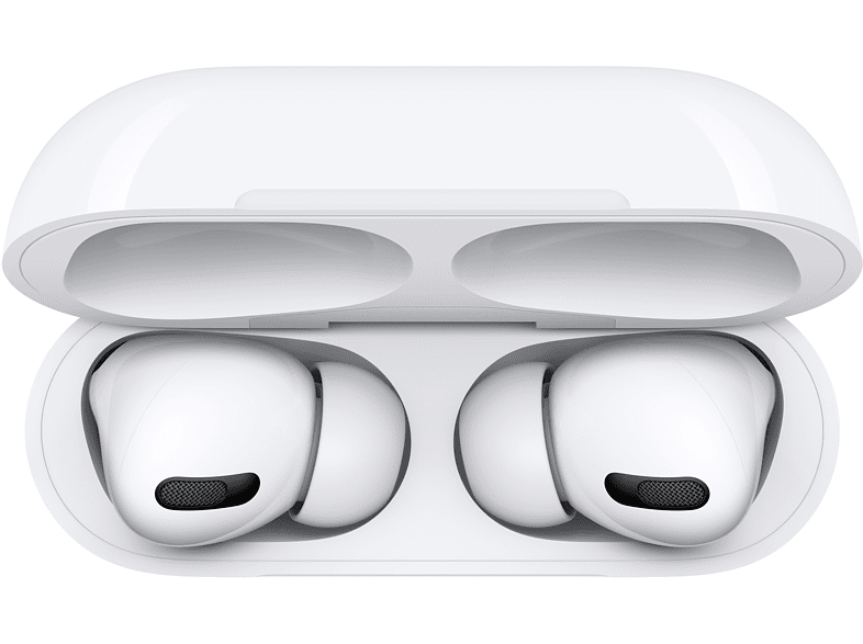 Apple AirPods Pro review - bovenkant