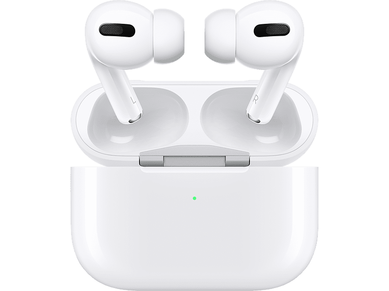 Apple AirPods Pro review - voorkant