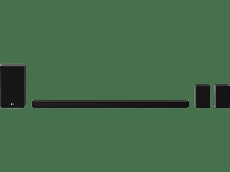 LG DSP11RA set voorkant