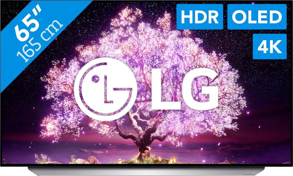 LG OLED65C16LA (2021) review - voorkant