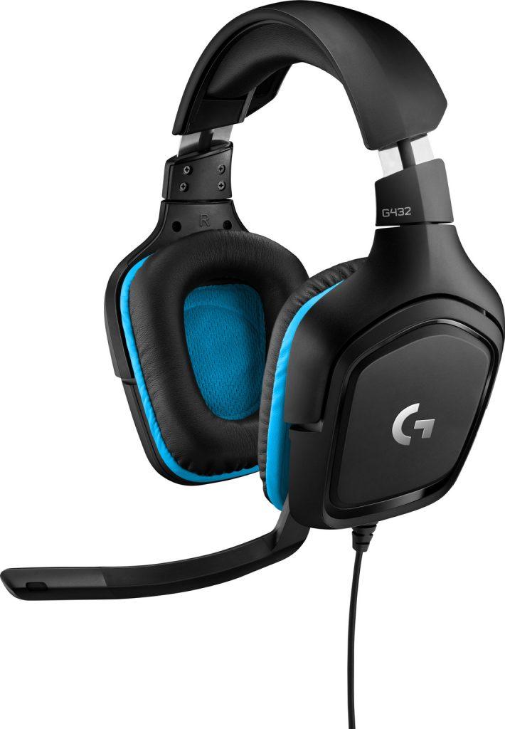 Logitech G432 - Beste gaming headset 2021