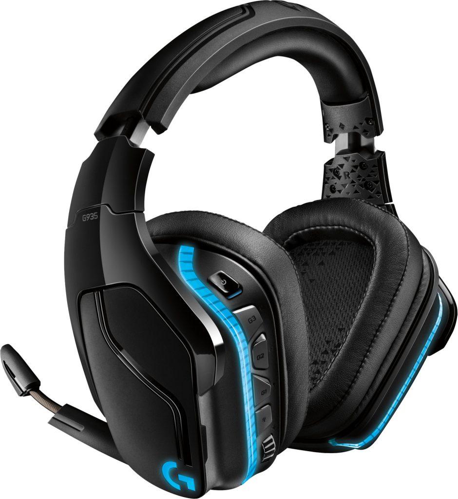 Logitech G935 - Beste gaming headset 2021