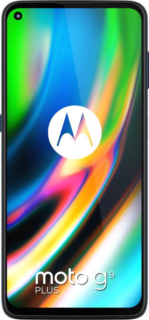Motorola Moto G9 Plus 128GB Blauw