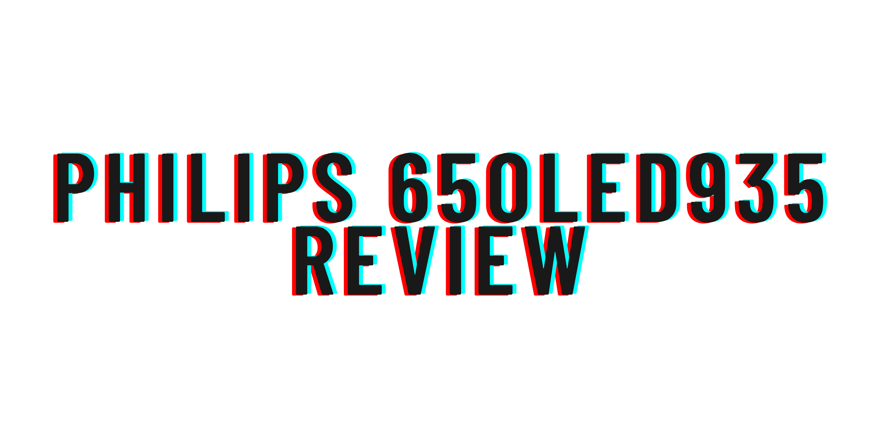 Philips 65OLED935 review