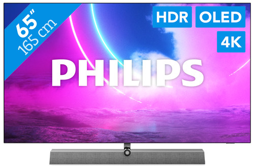 Philips 65OLED935 review - voorkant