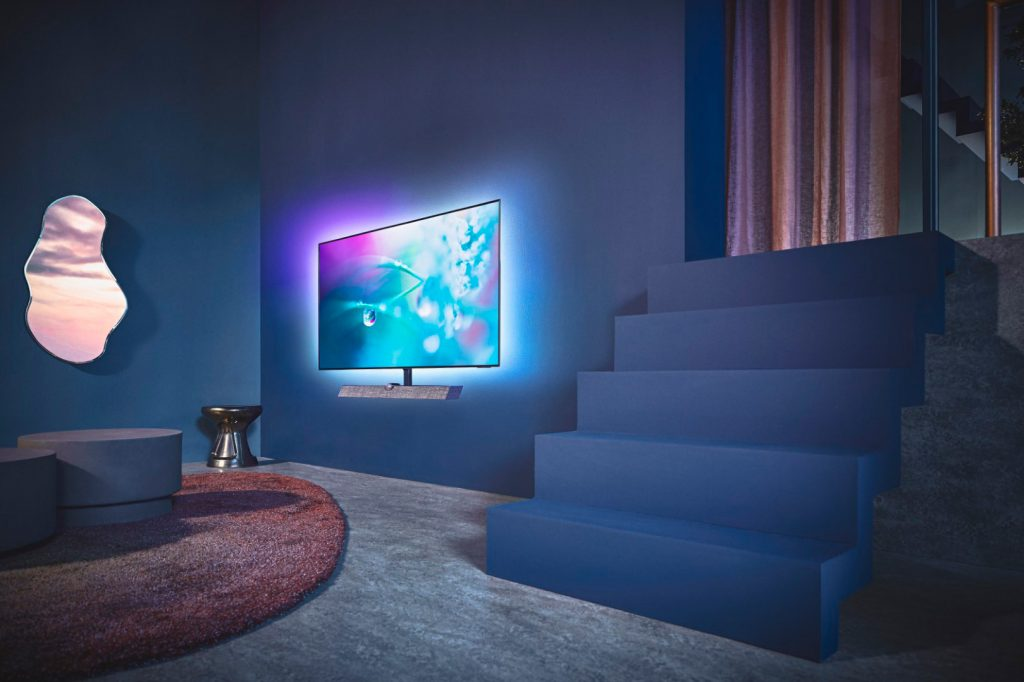 Philips 65OLED935 review - woonkamer