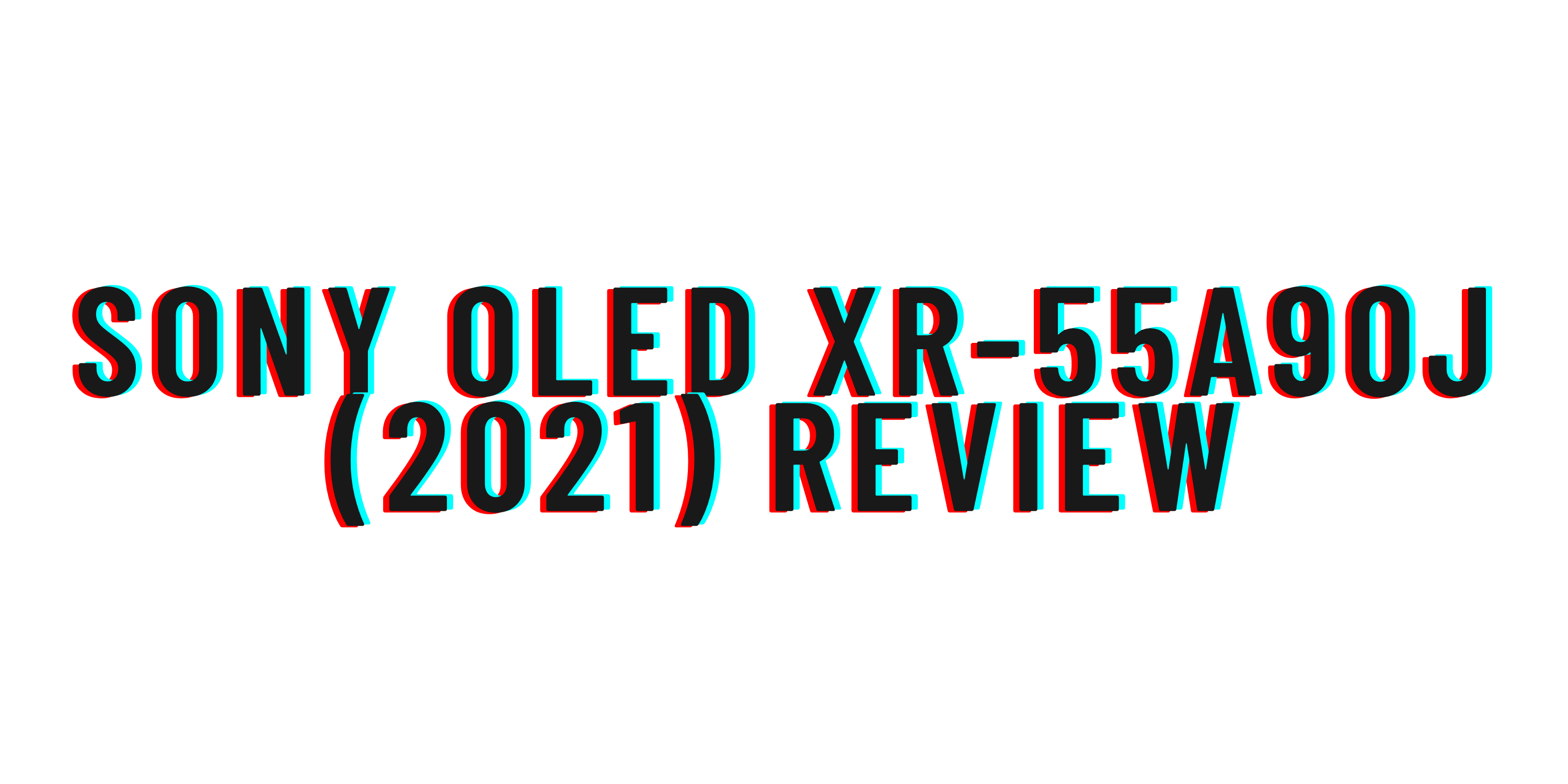 Sony OLED XR-55A90J (2021) review