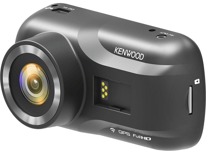 Kenwood DRV-A301W dashcam review