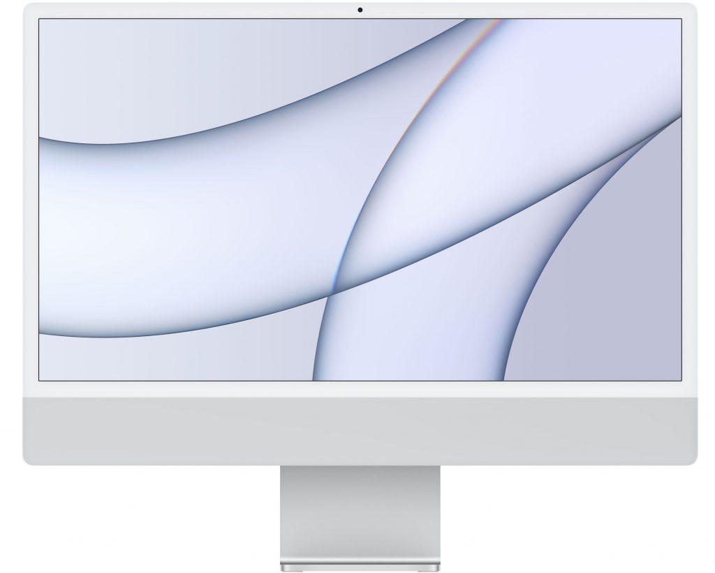 "Apple iMac 24"" (2021) MGPD3N/A 8GB/512GB 8 core GPU Zilver"